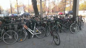 Do centrum przesiadkowego dojedziesz powiatową trasą rowerową
