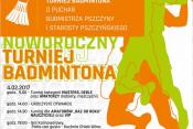 19. Noworoczny Turniej Badmintona